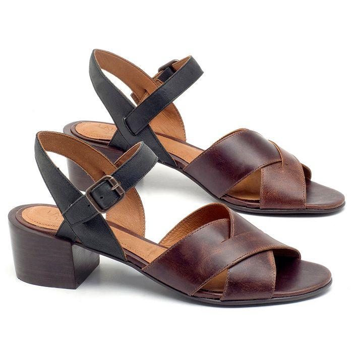 Laranja_Lima_Shoes_Sapatos_Femininos_Sandalia_Laranja_Lima_Shoes_Classic_Salto_de_45_cm_em_Couro_Marrom_-_Codigo_-_56171_1