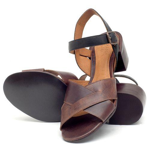 Laranja_Lima_Shoes_Sapatos_Femininos_Sandalia_Laranja_Lima_Shoes_Classic_Salto_de_45_cm_em_Couro_Marrom_-_Codigo_-_56171_2
