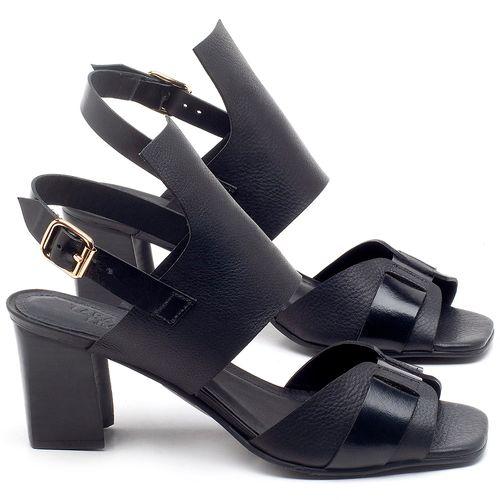Laranja_Lima_Shoes_Sapatos_Femininos_Sandalia_Laranja_Lima_Shoes_Classic_Salto_de_6_cm_em_Couro_Preto_-_Codigo_-_56178_1