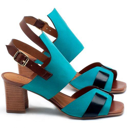Laranja_Lima_Shoes_Sapatos_Femininos_Sandalia_Laranja_Lima_Shoes_Classic_Salto_de_6_cm_em_Couro_Azul_-_Codigo_-_56178_1