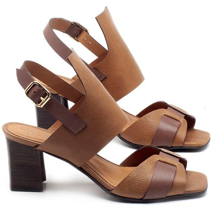 Laranja_Lima_Shoes_Sapatos_Femininos_Sandalia_Laranja_Lima_Shoes_Classic_Salto_de_6_cm_em_Couro_Caramelo_-_Codigo_-_56178_1