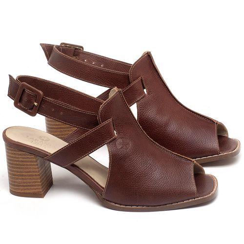 Laranja_Lima_Shoes_Sapatos_Femininos_Sandalia_Laranja_Lima_Shoes_Classic_Salto_de_6_cm_em_Couro_Marrom_-_Codigo_-_3723_1