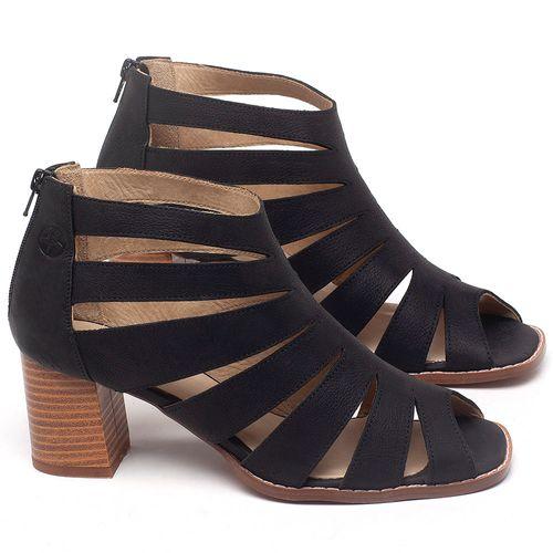 Laranja_Lima_Shoes_Sapatos_Femininos_Sandalia_Laranja_Lima_Shoes_Classic_Salto_de_6_cm_em_Couro_Preto_-_Codigo_-_3724_1