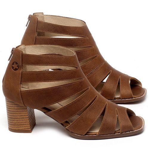 Laranja_Lima_Shoes_Sapatos_Femininos_Sandalia_Laranja_Lima_Shoes_Classic_Salto_de_6_cm_em_Couro_Caramelo_-_Codigo_-_3724_1
