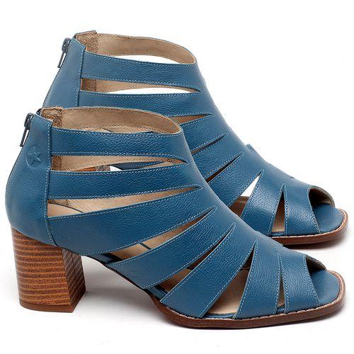 Laranja_Lima_Shoes_Sapatos_Femininos_Sandalia_Laranja_Lima_Shoes_Classic_Salto_de_6_cm_em_Couro_Azul_-_Codigo_-_3724_1