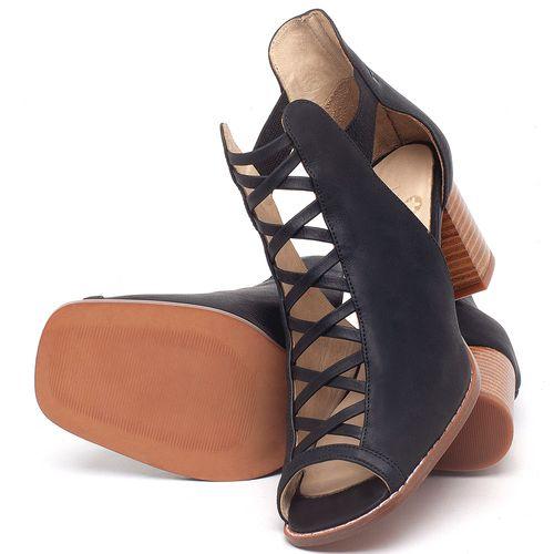 Laranja_Lima_Shoes_Sapatos_Femininos_Sandalia_Laranja_Lima_Shoes_Classic_em_Couro_Preto_-_Codigo_-_3725_2