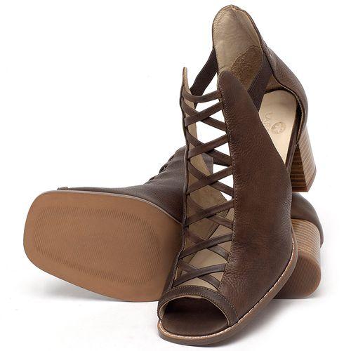 Laranja_Lima_Shoes_Sapatos_Femininos_Sandalia_Laranja_Lima_Shoes_Classic_em_Couro_Marrom_-_Codigo_-_3725_2