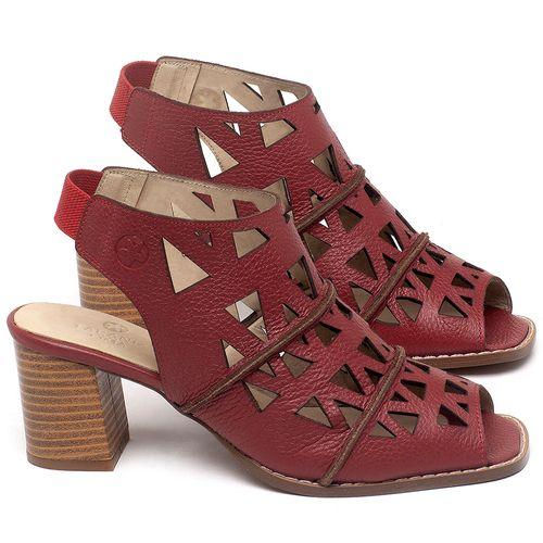 Laranja_Lima_Shoes_Sapatos_Femininos_Sandalia_Laranja_Lima_Shoes_Classic_Salto_de_6_cm_em_Couro_Vermelho_-_Codigo_-_3726_1