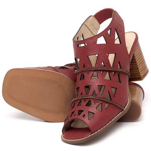 Laranja_Lima_Shoes_Sapatos_Femininos_Sandalia_Laranja_Lima_Shoes_Classic_Salto_de_6_cm_em_Couro_Vermelho_-_Codigo_-_3726_2