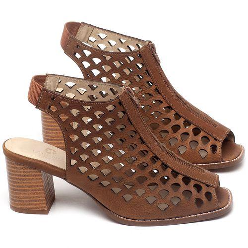 Laranja_Lima_Shoes_Sapatos_Femininos_Sandalia_Laranja_Lima_Shoes_Classic_Salto_de_6_cm_em_Couro_Caramelo_-_Codigo_-_3727_1