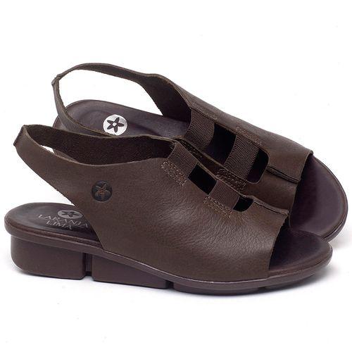 Laranja_Lima_Shoes_Sapatos_Femininos_Sandalia_Rasteira_Flat_em_Couro_Cafe_-_Codigo_-_136099_1