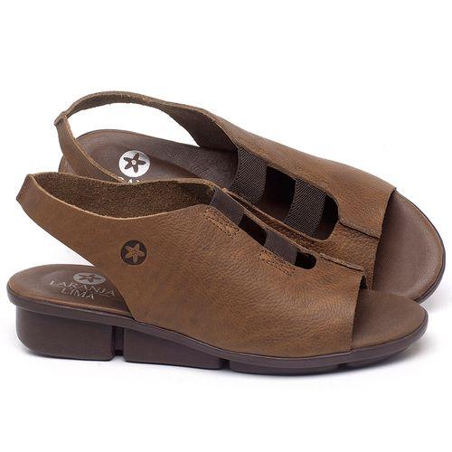 Laranja_Lima_Shoes_Sapatos_Femininos_Sandalia_Rasteira_Flat_em_Couro_Caramelo_-_Codigo_-_136099_1