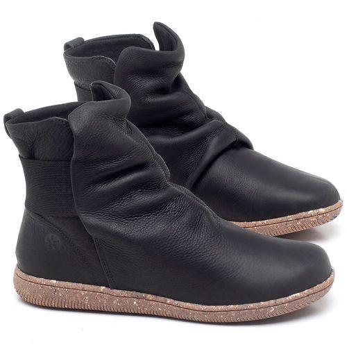 Laranja_Lima_Shoes_Sapatos_Femininos_Flat_Boot_em_Couro_Preto_-_Codigo_-_137257_1