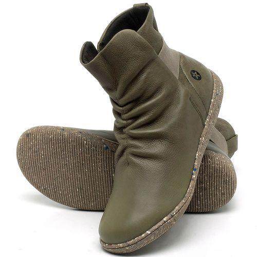 Laranja_Lima_Shoes_Sapatos_Femininos_Flat_Boot_em_Couro_Verde_-_Codigo_-_137257_2
