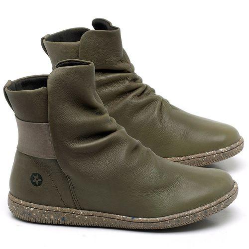 Laranja_Lima_Shoes_Sapatos_Femininos_Flat_Boot_em_Couro_Verde_-_Codigo_-_137257_1
