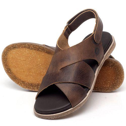 Laranja_Lima_Shoes_Sapatos_Femininos_Sandalia_Rasteira_Flat_em_Couro_Marrom_-_Codigo_-_137291_2