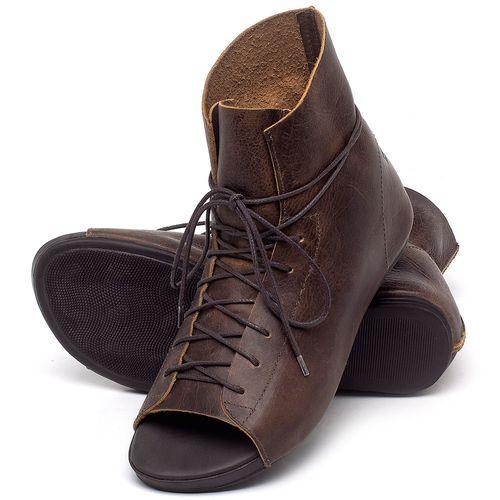 Laranja_Lima_Shoes_Sapatos_Femininos_Sandalia_Rasteira_Flat_em_Couro_Marrom_-_Codigo_-_137294_2