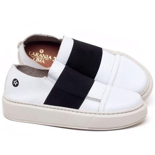 Laranja_Lima_Shoes_Sapatos_Femininos_Tenis_Cano_Baixo_em_Couro_P_-_B_-_Codigo_-_137283_1