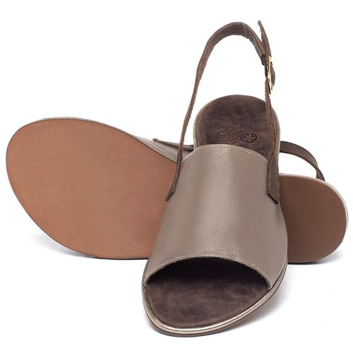 Laranja_Lima_Shoes_Sapatos_Femininos_Sandalia_Rasteira_Flat_em_Couro_Fendi_-_Codigo_-_3721_2