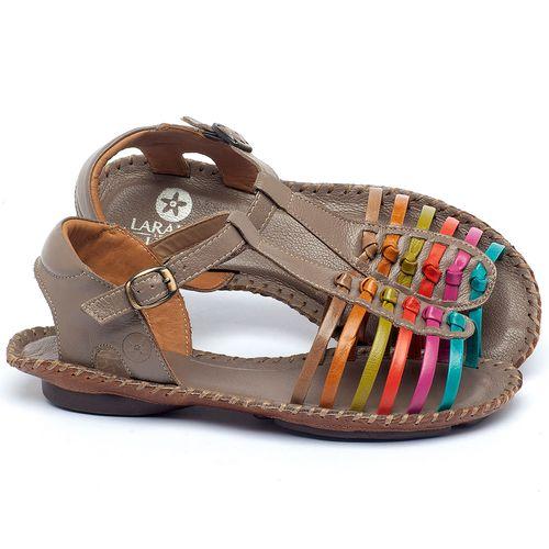 Laranja_Lima_Shoes_Sapatos_Femininos_Sandalia_Rasteira_Flat_em_Couro_Colorido_-_Codigo_-_136015_1