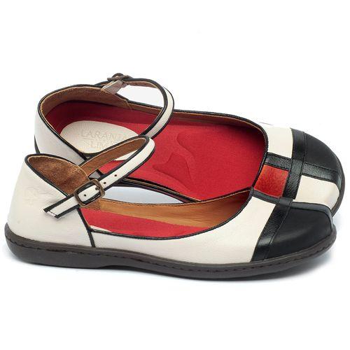 Laranja_Lima_Shoes_Sapatos_Femininos_Sapatilha_Bico_Redondo_em_Couro_Colorido_-_Codigo_-_56210_1