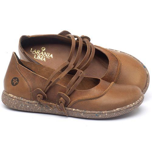 Laranja_Lima_Shoes_Sapatos_Femininos_Sapatilha_Alternativa_em_Couro_Caramelo_-_Codigo_-_137267_1