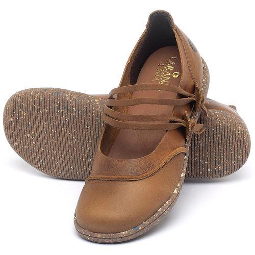 Laranja_Lima_Shoes_Sapatos_Femininos_Sapatilha_Alternativa_em_Couro_Caramelo_-_Codigo_-_137267_2