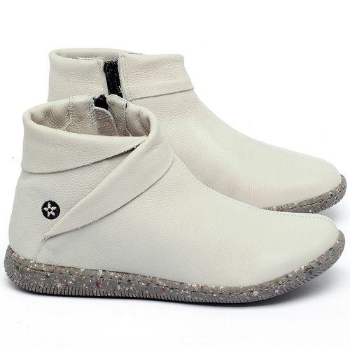 Laranja_Lima_Shoes_Sapatos_Femininos_Tenis_Cano_Alto_em_Couro_Off-White_-_Codigo_-_137281_1