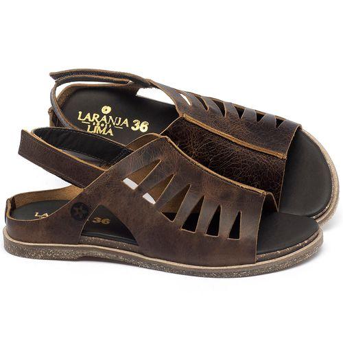 Laranja_Lima_Shoes_Sapatos_Femininos_Sandalia_Rasteira_Flat_em_Couro_Marrom_-_Codigo_-_137284_1