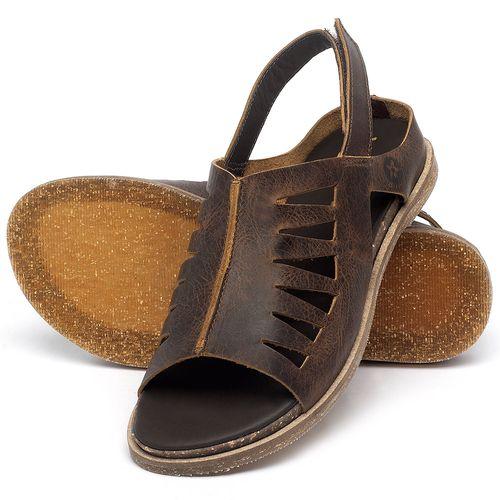 Laranja_Lima_Shoes_Sapatos_Femininos_Sandalia_Rasteira_Flat_em_Couro_Marrom_-_Codigo_-_137284_2