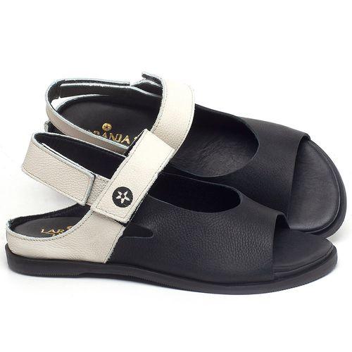 Laranja_Lima_Shoes_Sapatos_Femininos_Sandalia_Rasteira_Flat_em_Couro_P_-_B_-_Codigo_-_137287_1