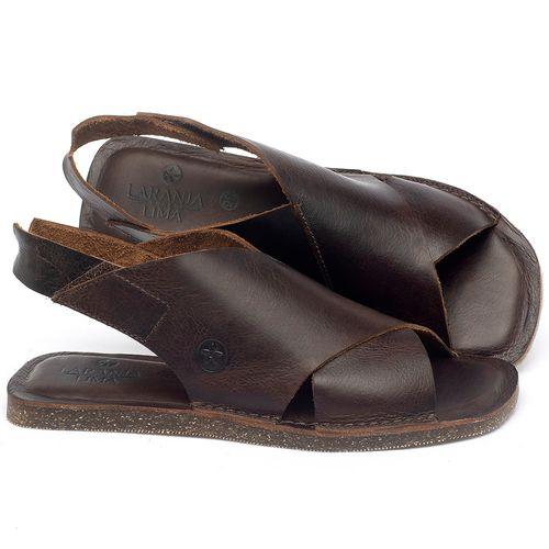 Laranja_Lima_Shoes_Sapatos_Femininos_Sandalia_Rasteira_Flat_em_Couro_Marrom_-_Codigo_-_141162_1