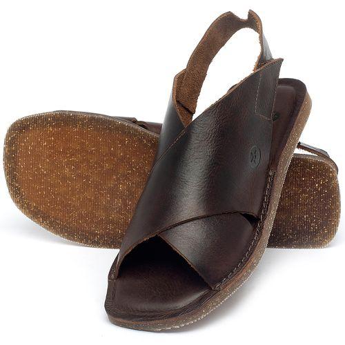 Laranja_Lima_Shoes_Sapatos_Femininos_Sandalia_Rasteira_Flat_em_Couro_Marrom_-_Codigo_-_141162_2