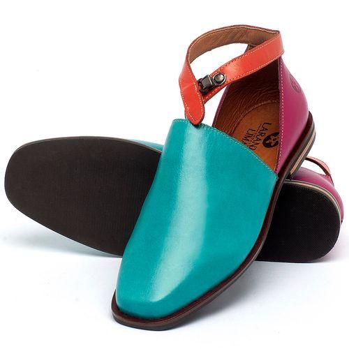 Laranja_Lima_Shoes_Sapatos_Femininos_Sapatilha_Bico_Fino_em_Couro_Colorido_-_Codigo_-_136090_2