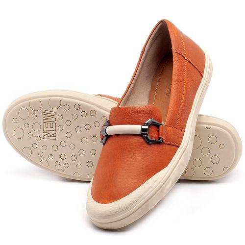 Laranja_Lima_Shoes_Sapatos_Femininos_Tenis_Cano_Baixo_em_Couro_Laranja_-_Codigo_-_56184_2