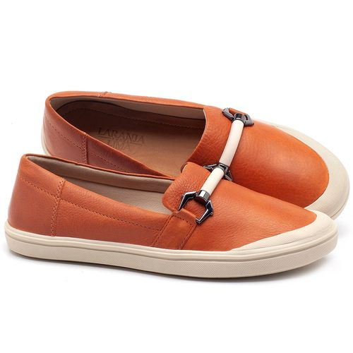 Laranja_Lima_Shoes_Sapatos_Femininos_Tenis_Cano_Baixo_em_Couro_Laranja_-_Codigo_-_56184_1
