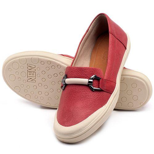 Laranja_Lima_Shoes_Sapatos_Femininos_Tenis_Cano_Baixo_em_Couro_Vermelho_-_Codigo_-_56184_2