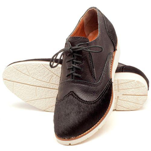 Laranja_Lima_Shoes_Sapatos_Femininos_Oxford_Laranja_Lima_Shoes_Salto_de_3_cm_em_Couro_Preto_-_Codigo_-_3592_2