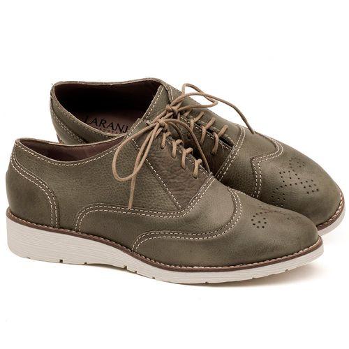 Laranja_Lima_Shoes_Sapatos_Femininos_Oxford_Laranja_Lima_Shoes_Salto_de_3_cm_em_Couro_Musgo_-_Codigo_-_3592_1