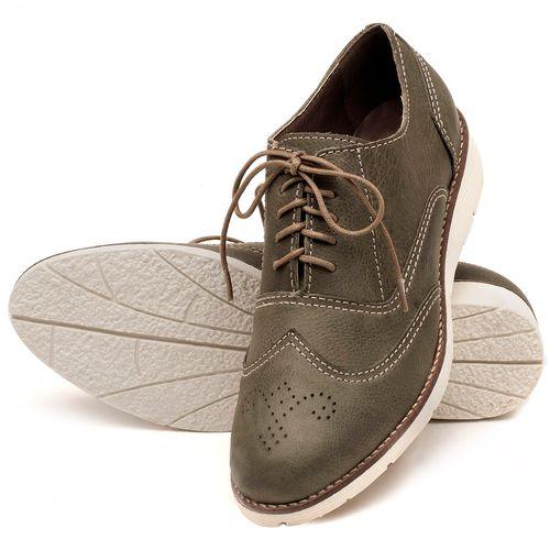 Laranja_Lima_Shoes_Sapatos_Femininos_Oxford_Laranja_Lima_Shoes_Salto_de_3_cm_em_Couro_Musgo_-_Codigo_-_3592_2