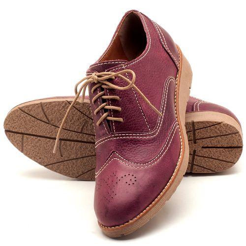 Laranja_Lima_Shoes_Sapatos_Femininos_Oxford_Laranja_Lima_Shoes_Salto_de_3_cm_em_Couro_Vinho_-_Codigo_-_3592_2