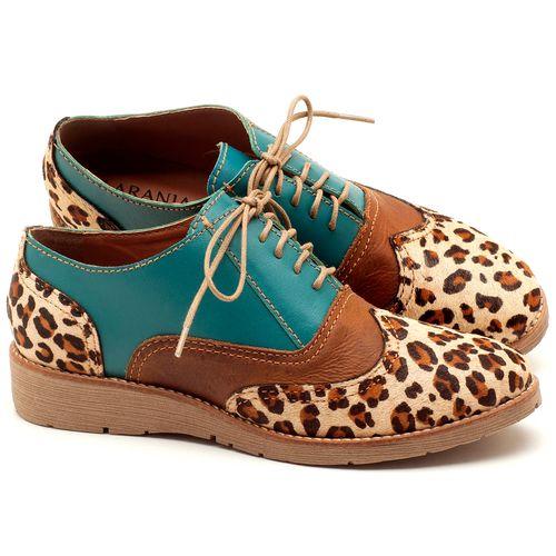 Laranja_Lima_Shoes_Sapatos_Femininos_Oxford_Laranja_Lima_Shoes_Salto_de_3_cm_em_Couro_Onca_-_Codigo_-_3592_1