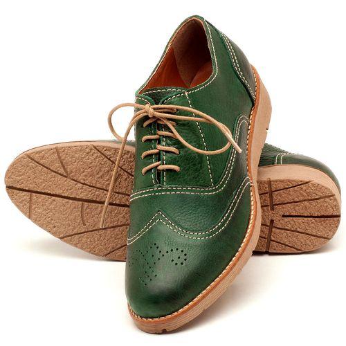 Laranja_Lima_Shoes_Sapatos_Femininos_Oxford_Laranja_Lima_Shoes_Salto_de_3_cm_em_Couro_Verde_-_Codigo_-_3592_2