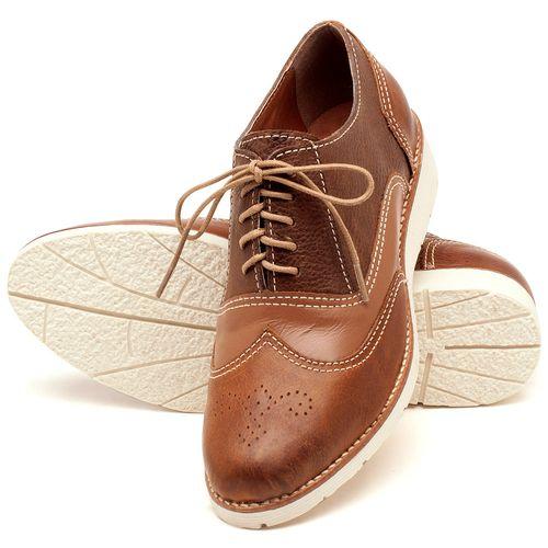 Laranja_Lima_Shoes_Sapatos_Femininos_Oxford_Laranja_Lima_Shoes_Salto_de_3_cm_em_Couro_Bicolor_-_Codigo_-_3592_2