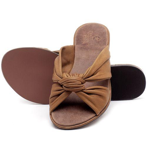 Laranja_Lima_Shoes_Sapatos_Femininos_Sandalia_Rasteira_Flat_em_Couro_Marrom_-_Codigo_-_3669_2