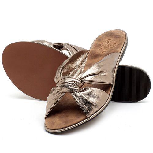 Laranja_Lima_Shoes_Sapatos_Femininos_Sandalia_Rasteira_Flat_em_Couro_Metalizado_-_Codigo_-_3669_2