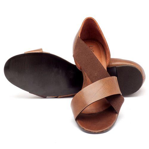 Laranja_Lima_Shoes_Sapatos_Femininos_Sandalia_Rasteira_Flat_em_Couro_Caramelo_-_Codigo_-_56121_2