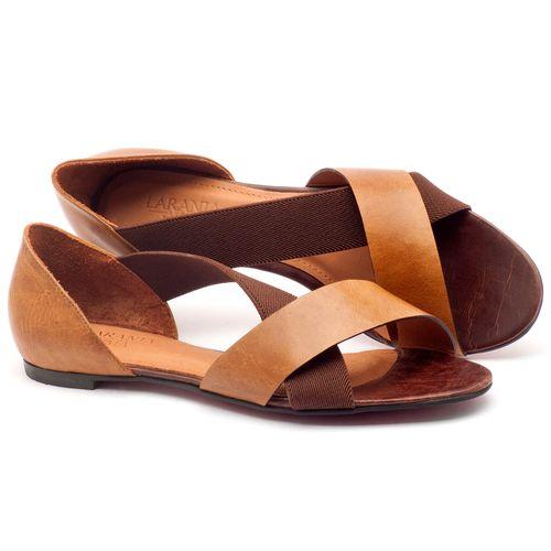 Laranja_Lima_Shoes_Sapatos_Femininos_Sandalia_Rasteira_Flat_em_Couro_Amarelo_-_Codigo_-_56121_1