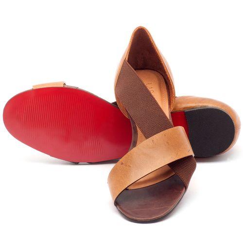 Laranja_Lima_Shoes_Sapatos_Femininos_Sandalia_Rasteira_Flat_em_Couro_Amarelo_-_Codigo_-_56121_2