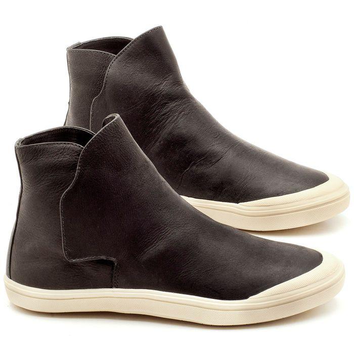Laranja_Lima_Shoes_Sapatos_Femininos_Tenis_Cano_Alto_em_Couro_Preto_-_Codigo_-_56092_1